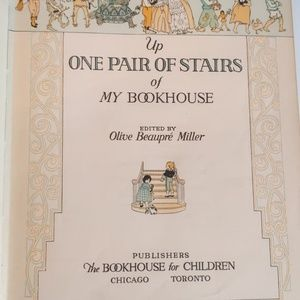 Other - My Bookhouse Vol 2. Up one pair of stairs